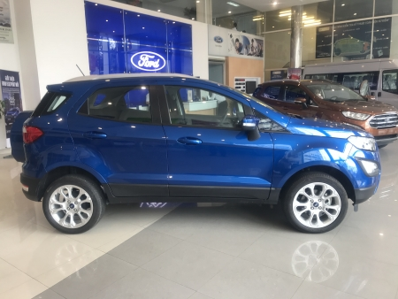Ford Ecosprt 1.5 AT Trend 2019