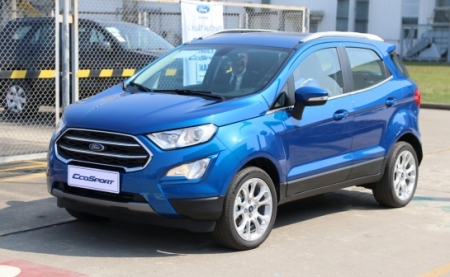 Ford EcoSport 1.5AT Titanium