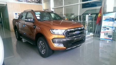 Ranger Wildtrak 2.2L 4×4 AT
