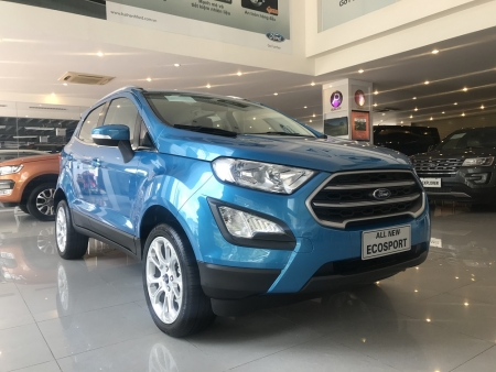 Ford Ecosprt 1.5 AT Trend