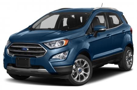 Ford EcoSport Titanium 1.0L Ecoboost