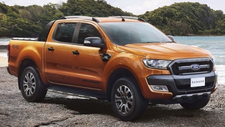 Ranger Wildtrak 2.0L 4×4 AT
