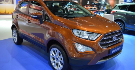 Ford EcoSport 1.5MT Ambiente