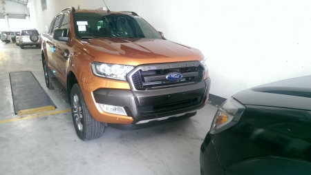 Ranger Wildtrak 3.2L 4×4 AT