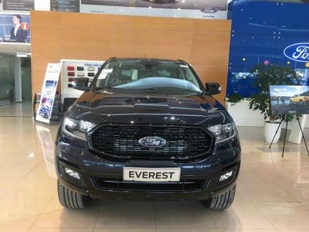 Ford Everest 4×2 Sport 2.0L
