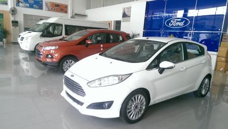 Ford Fiesta 5 Cửa 1.5L AT Sport