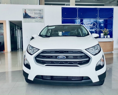 Ford Ecosport Trend 2021 1.5L AT