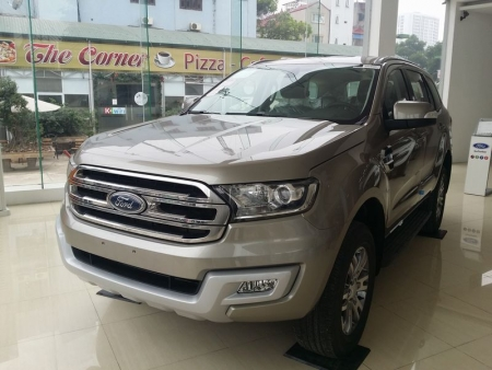 Ford Everest 4×2 Trend 2.2L