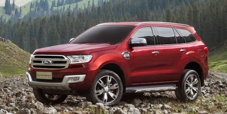 Ford Everest 4×2 Ambiente 2.0L AT