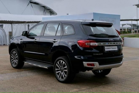 Ford Everest Titanium 2.0L 4×4 AT  New