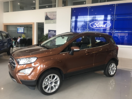 Ford EcoSport 1.5AT Titanium 2018